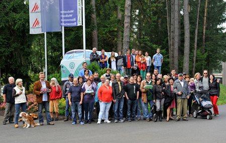 VW-Bus Treffen - Natters - Tirol - sterreich