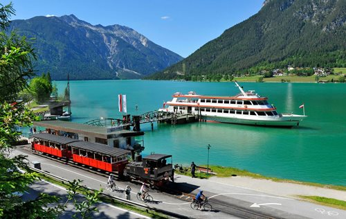 Lake Achensee Cruises